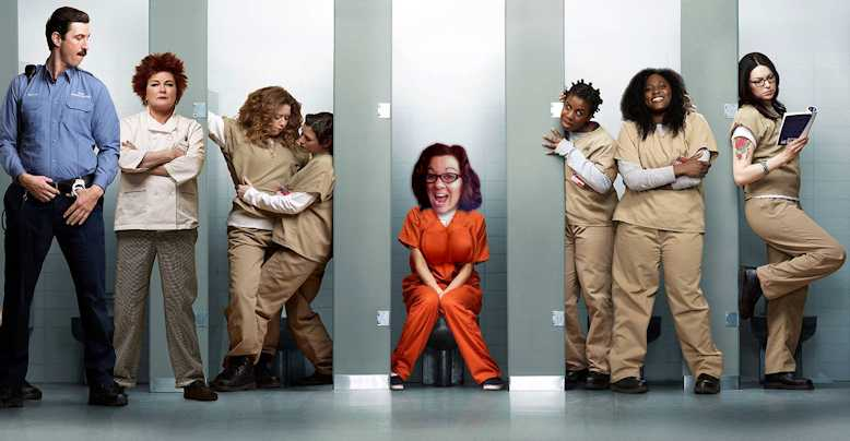 Orange is the New Karen: Seven Things I Learned after Getting Arrested Today